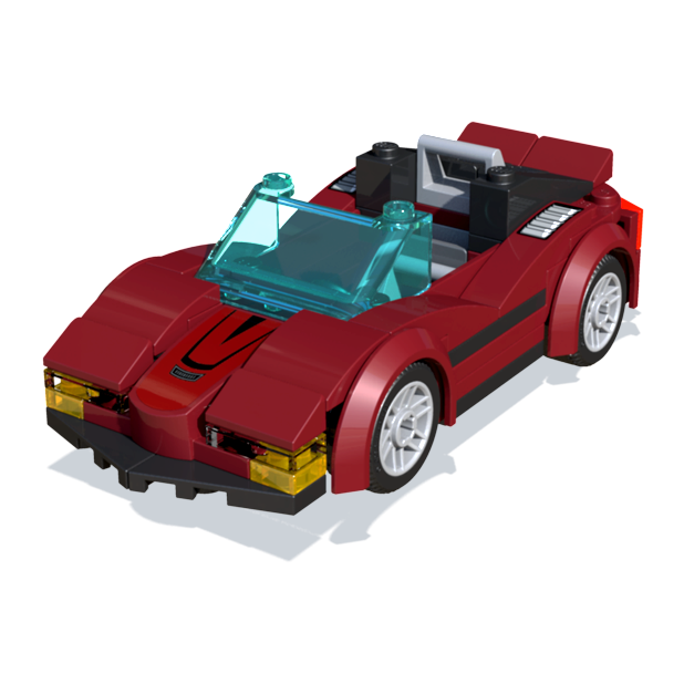 LEGO® City game messages sticker-0