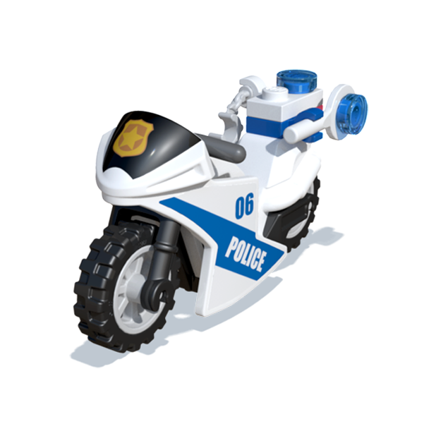 LEGO® City game messages sticker-5
