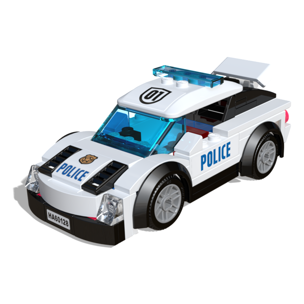 LEGO® City game messages sticker-6