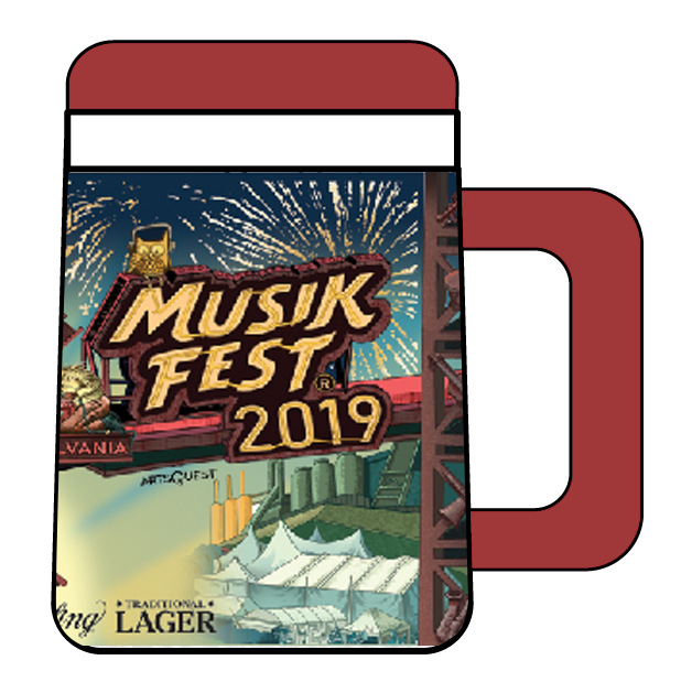 Musikfest 2019 messages sticker-10