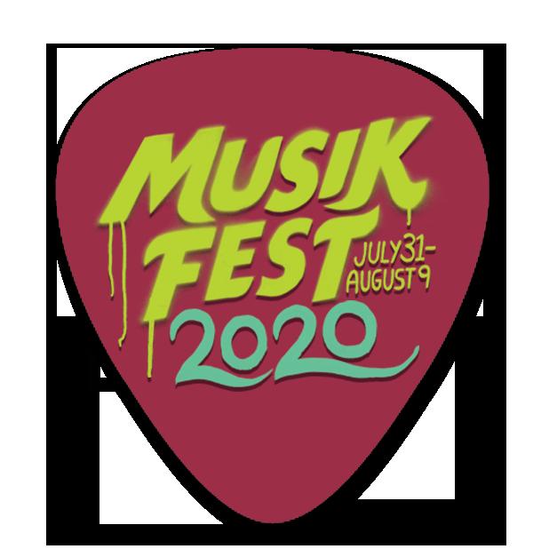 Musikfest 2020 messages sticker-3