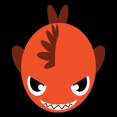 Piranh.io messages sticker-7