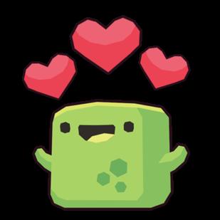 Charming Keep messages sticker-1