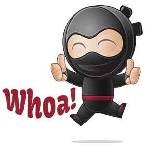 Jump Birthday Party - Free Endless Jumping Ninja messages sticker-6