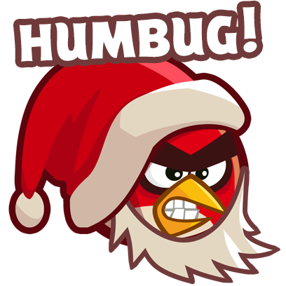 Angry Birds Blast messages sticker-2