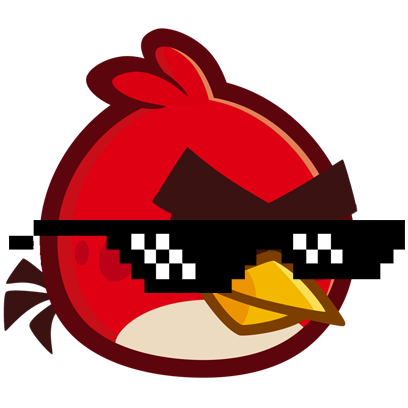 Angry Birds Blast messages sticker-5