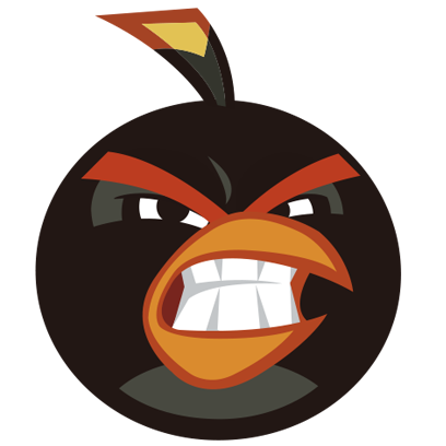Angry Birds Blast messages sticker-4