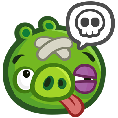 Angry Birds Blast messages sticker-7
