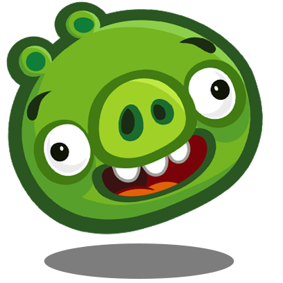 Angry Birds Blast messages sticker-9