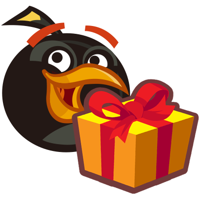 Angry Birds Blast messages sticker-0