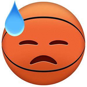 NBAmoji messages sticker-5