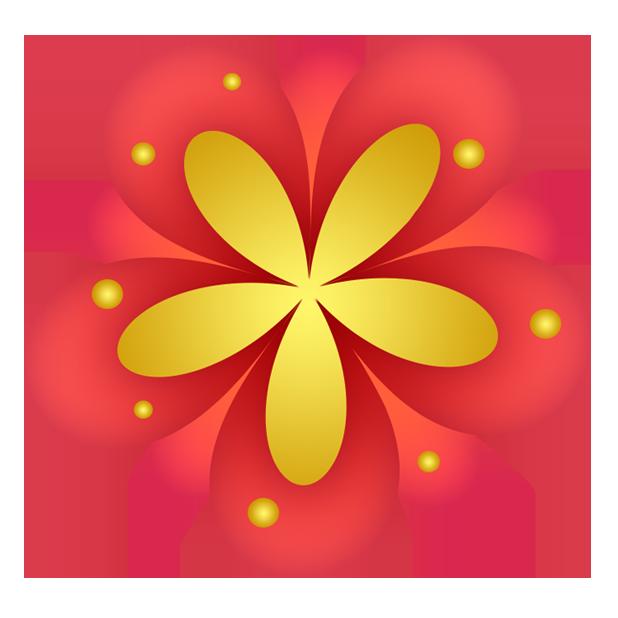 Mahjong Flower Garden Puzzle messages sticker-6
