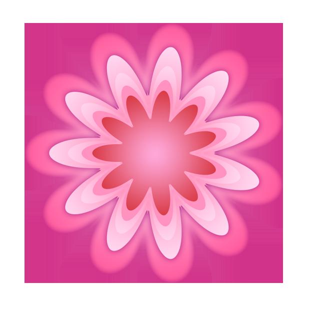 Mahjong Flower Garden Puzzle messages sticker-1