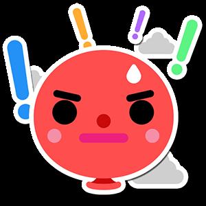 FloatyBalloon:EndlessAdventure messages sticker-2
