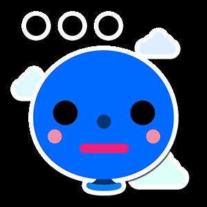 FloatyBalloon:EndlessAdventure messages sticker-0