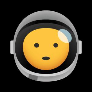 Cosmoji messages sticker-8