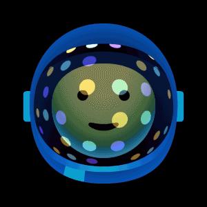 Cosmoji messages sticker-4
