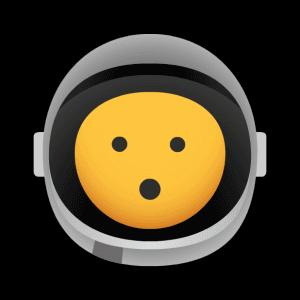 Cosmoji messages sticker-3