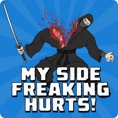 Ninja Stickers messages sticker-6