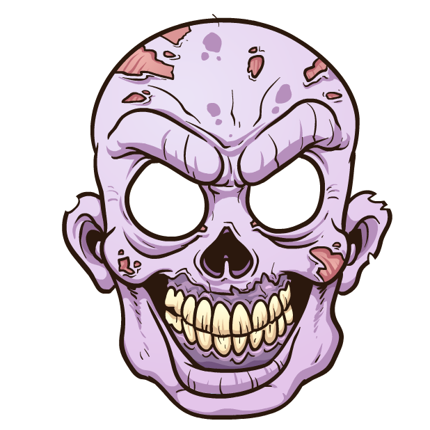 Zombie Stickers messages sticker-9