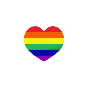 Gay Pride Stickers messages sticker-4
