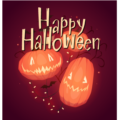 Happy Halloween Stickers messages sticker-0