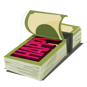 Money Stickers messages sticker-6