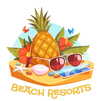 Vacation Stickers messages sticker-2