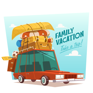 Vacation Stickers messages sticker-5
