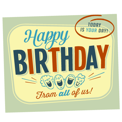 Happy Birthday Stickers messages sticker-4