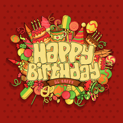Happy Birthday Stickers messages sticker-2