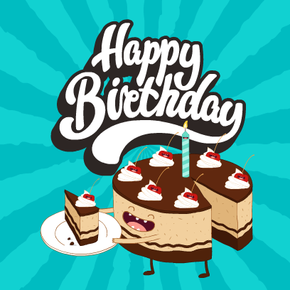 Happy Birthday Stickers messages sticker-0