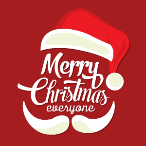 Merry Christmas Stickers messages sticker-9