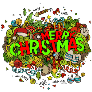 Merry Christmas Stickers messages sticker-11