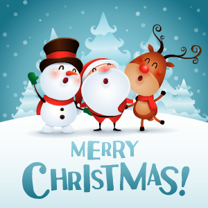 Merry Christmas Stickers messages sticker-2