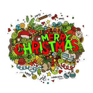 Merry Christmas Stickers messages sticker-10