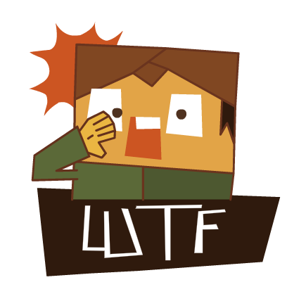 WTF Stickers messages sticker-3