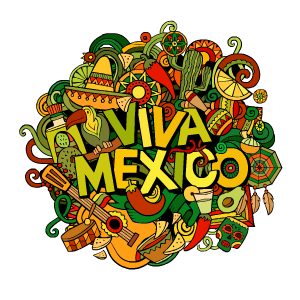 Mexico Stickers messages sticker-0