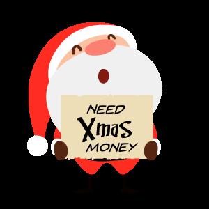 Santa Stickers messages sticker-5