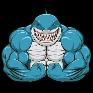 Shark Stickers messages sticker-11