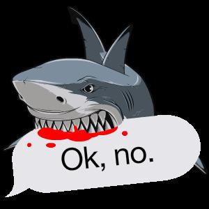 Shark Stickers messages sticker-3