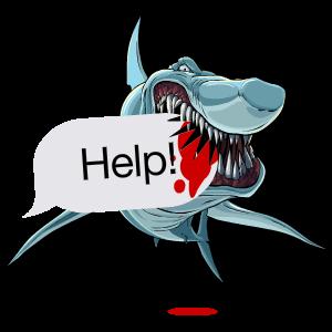 Shark Stickers messages sticker-0
