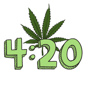 420 Stickers messages sticker-2