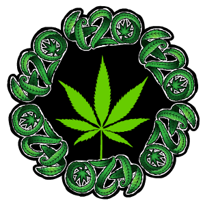420 Stickers messages sticker-3