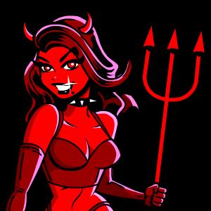 Devil Stickers messages sticker-11