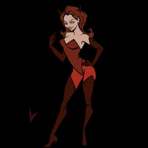 Devil Stickers messages sticker-8