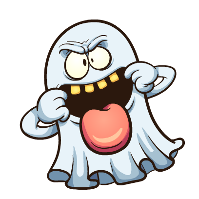 Ghost Stickers messages sticker-4