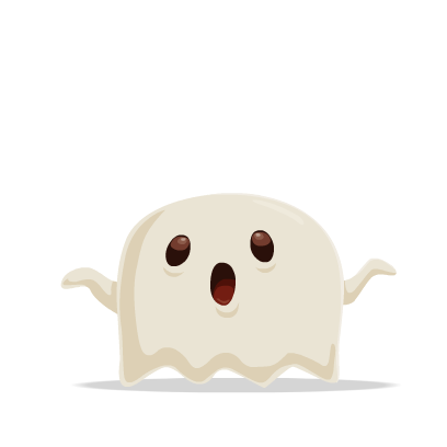 Ghost Stickers messages sticker-10