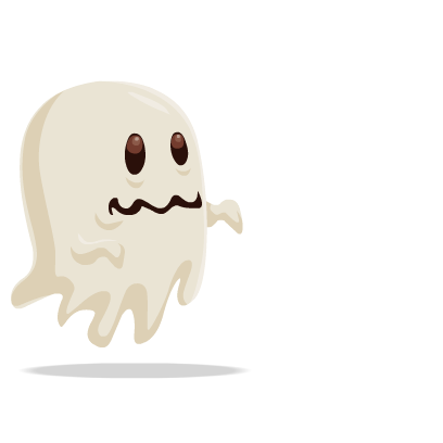 Ghost Stickers messages sticker-11