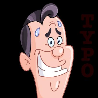 Typo Stickers messages sticker-5